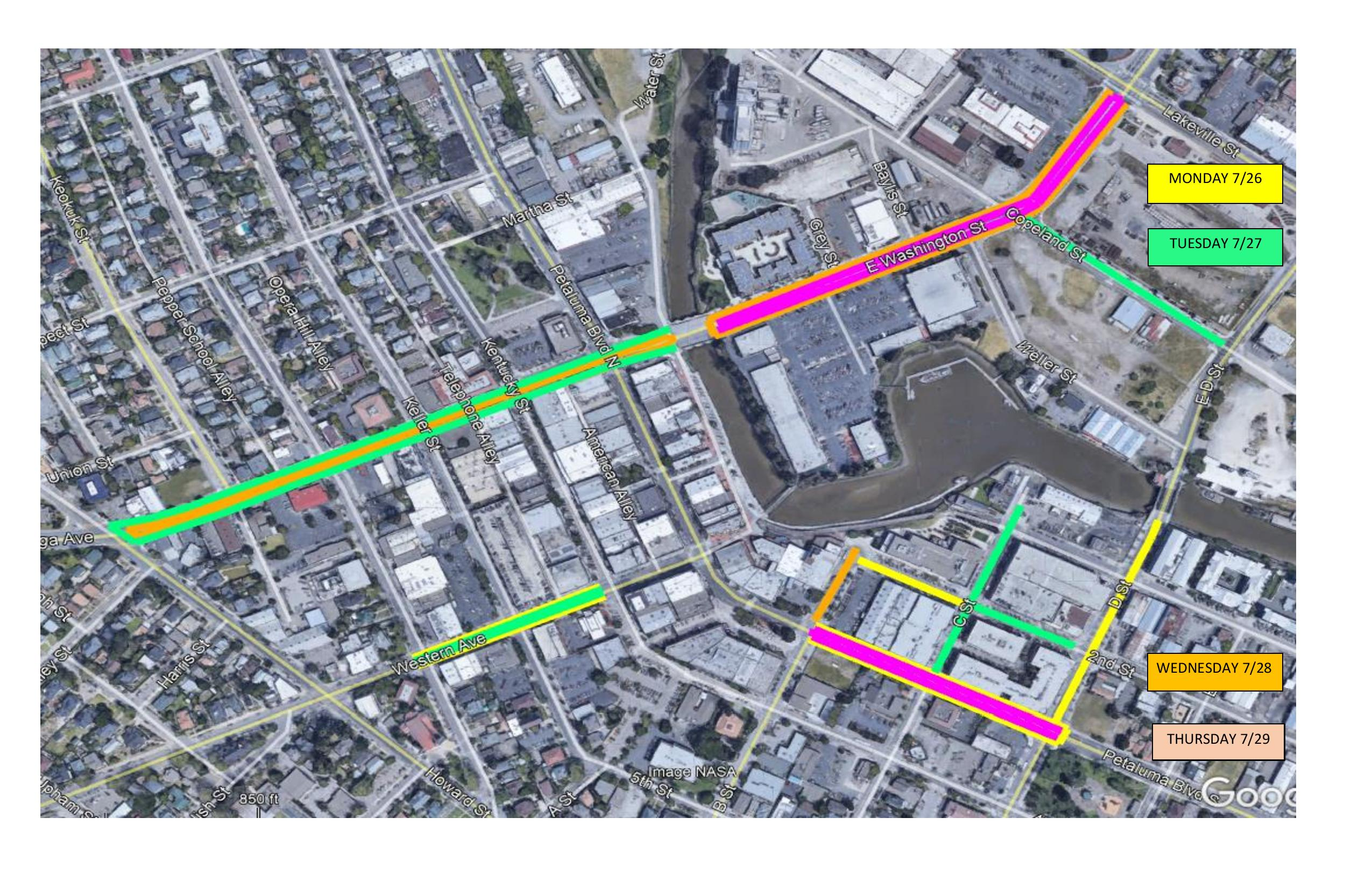 Pavement Map 3 7_26 thru 7_29