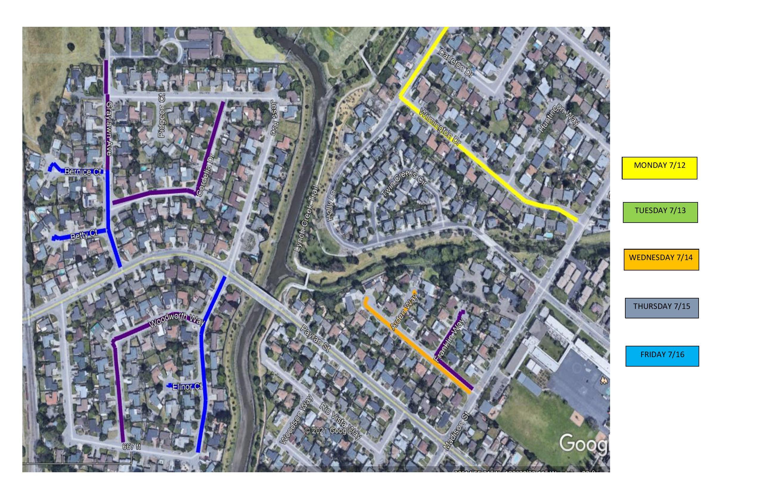 Pavement Map 4 7_12 thru 7_16