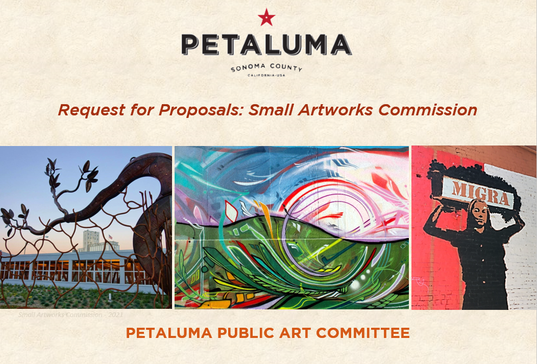 Small Artworks Commission RFP Image