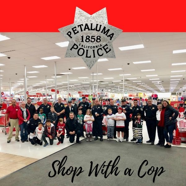photo of shop with a cop