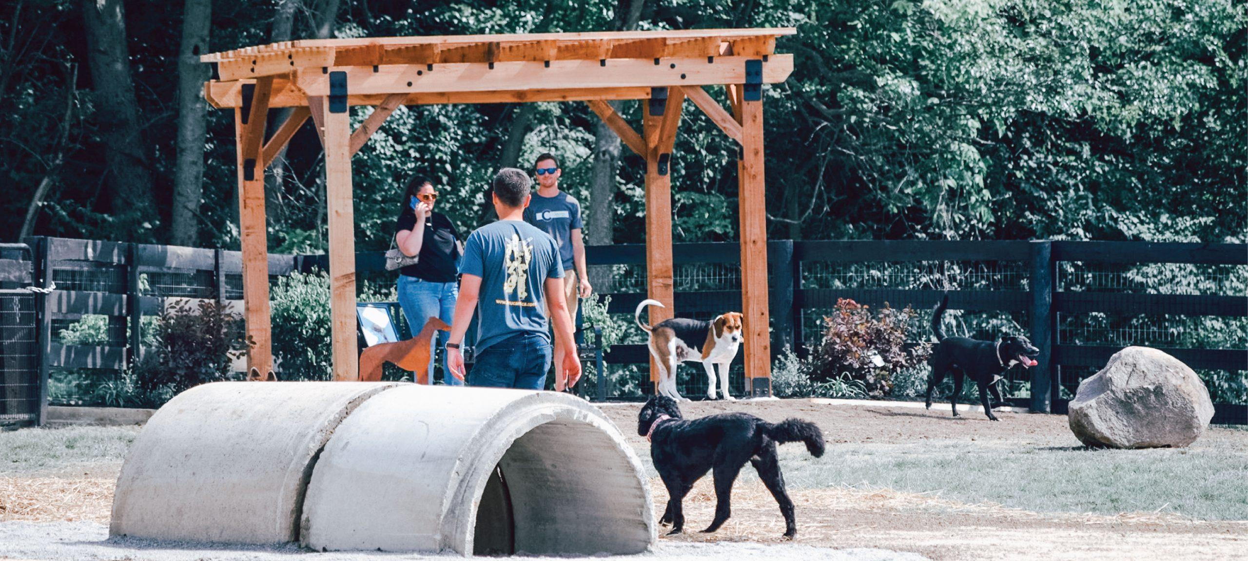 canal run dog park