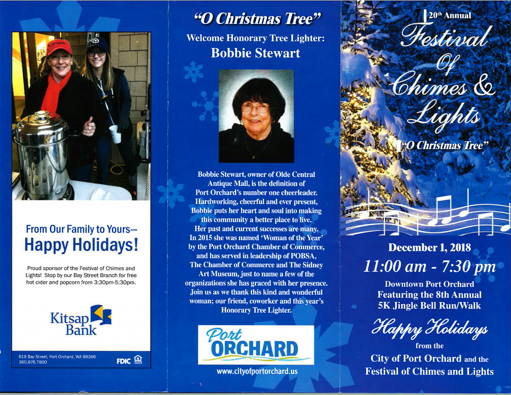 Festival of Chimes and Lights Full Brochure
