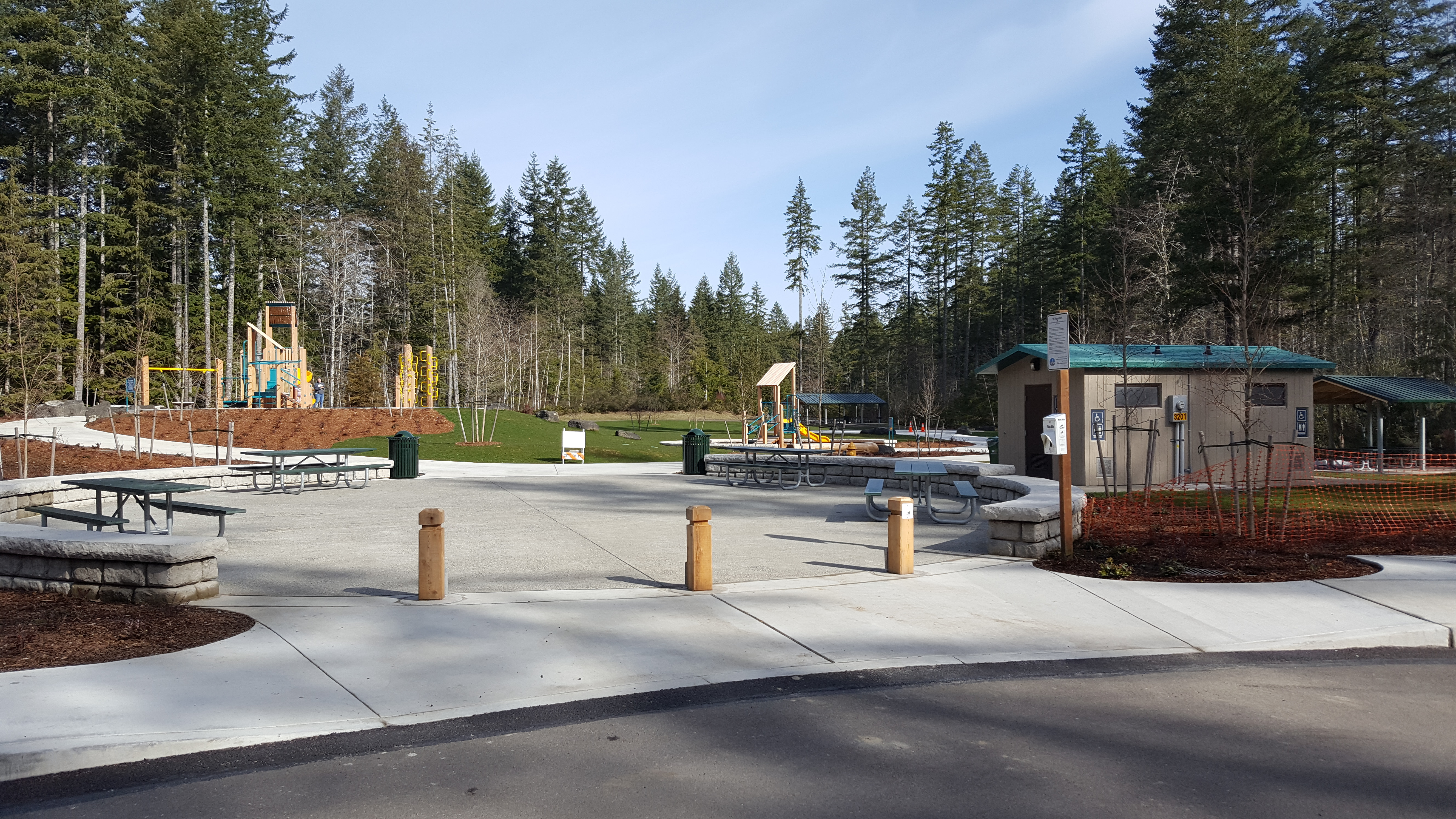 McCormick Village Park