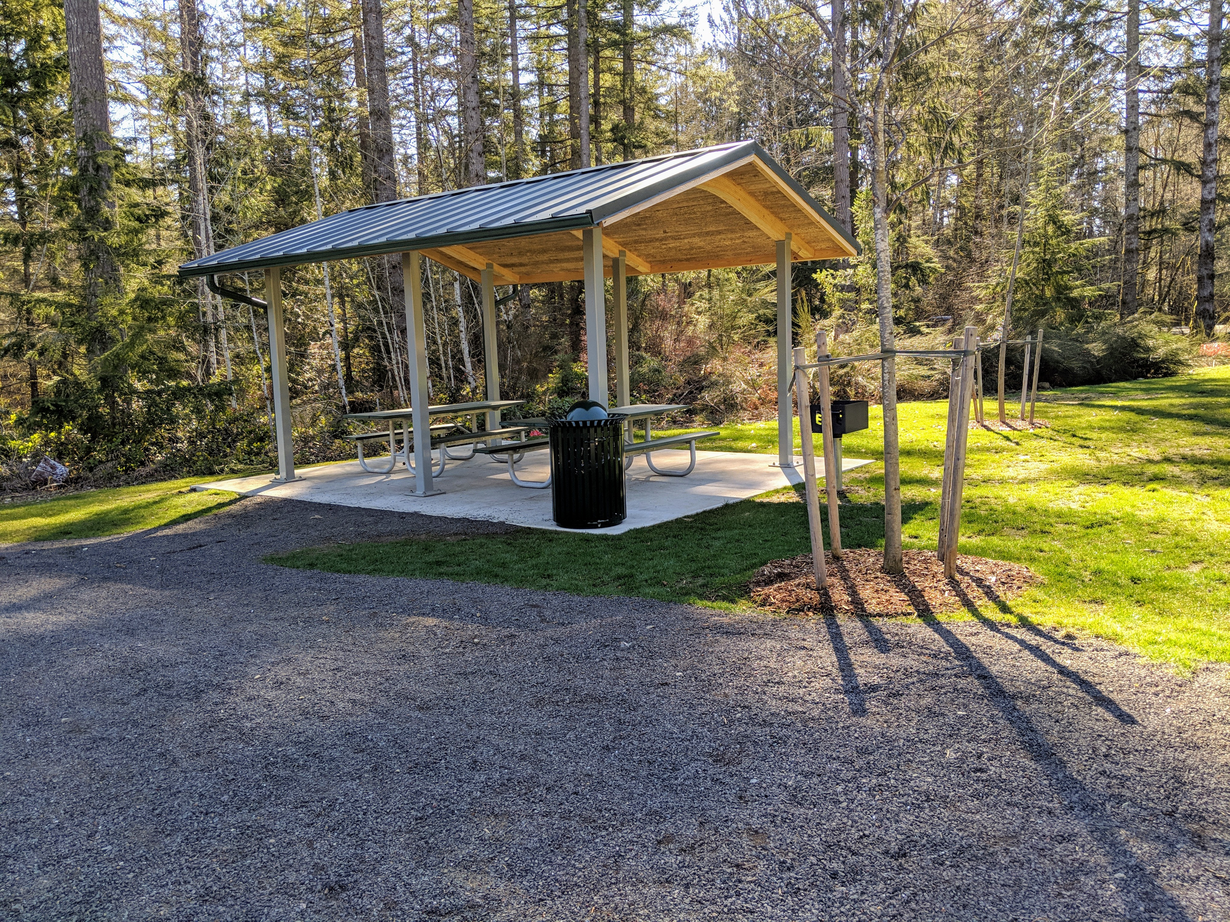 McCormick Village Park Picnic Shelter