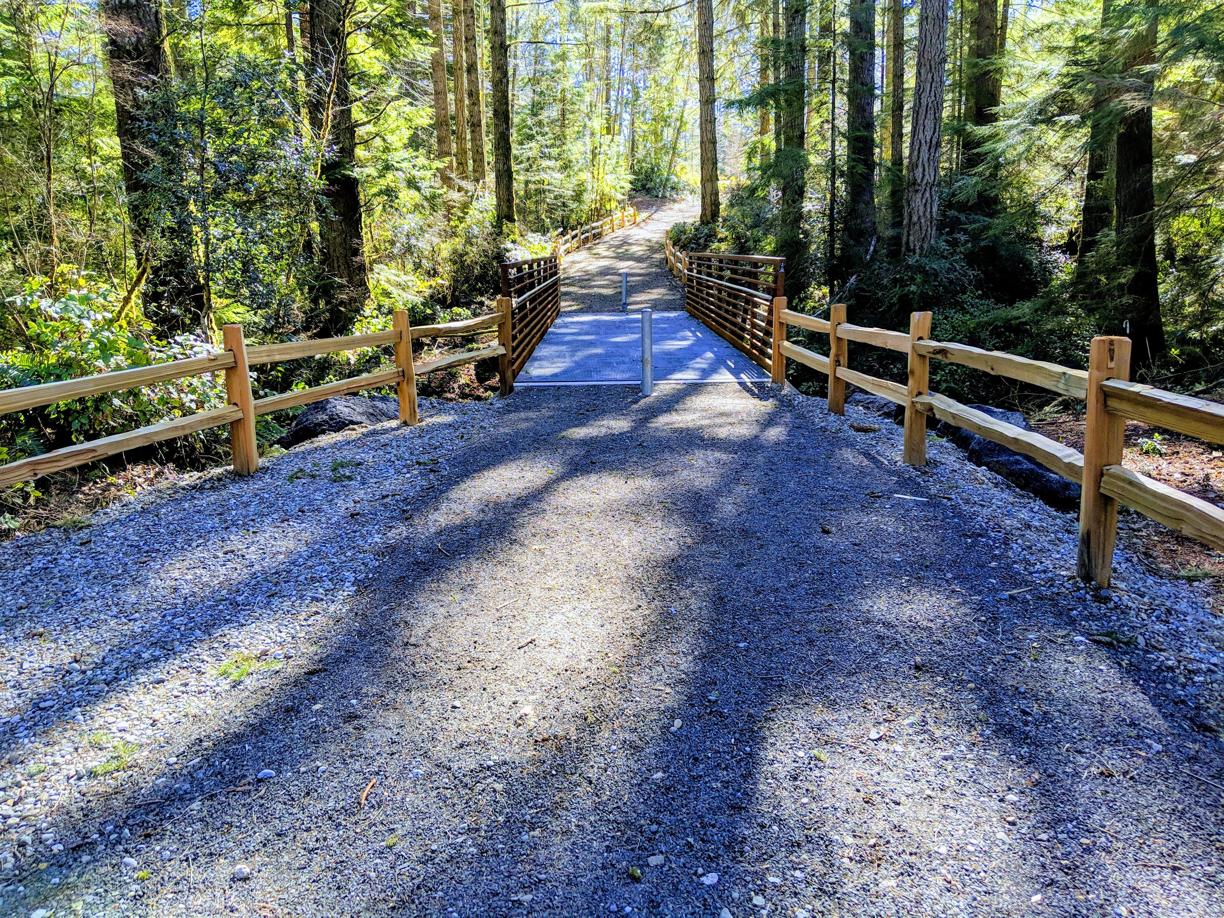 McCormick Village Park Path