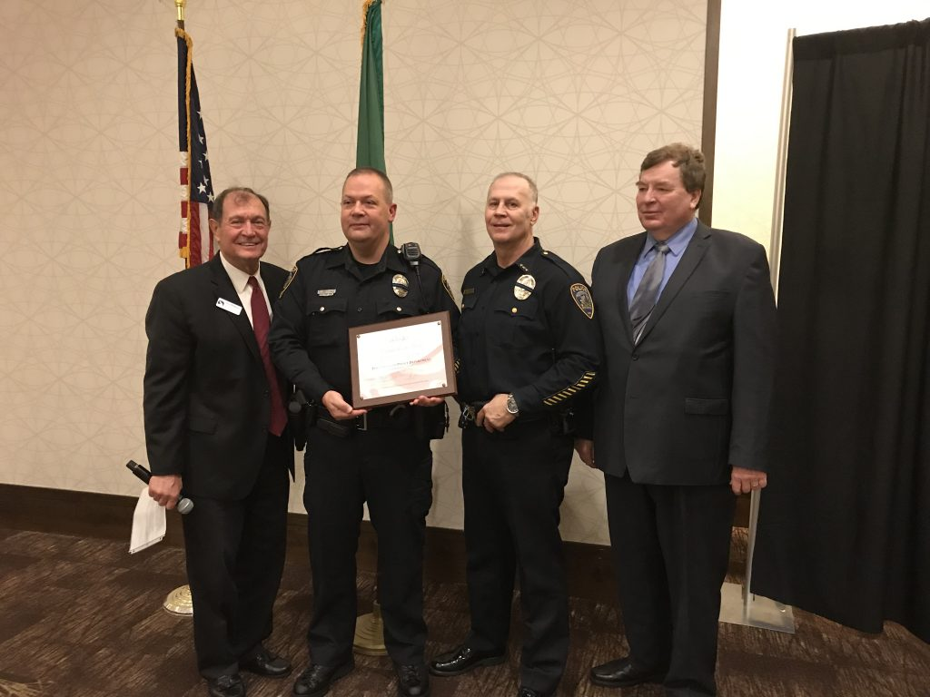 WASA First Responders Recognition