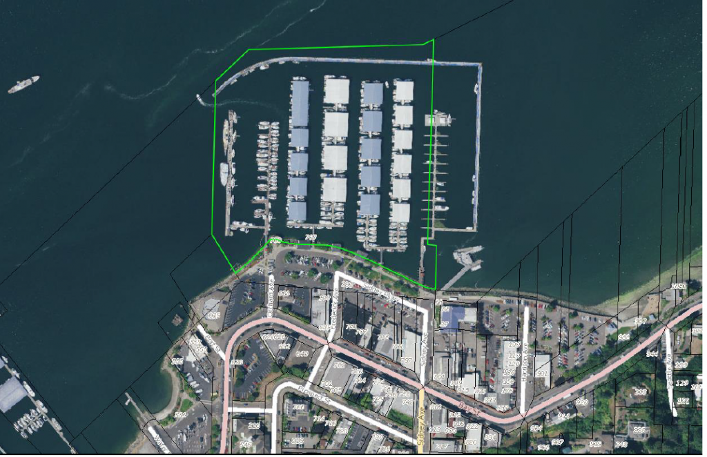 Public hearing notice for port of bremerton