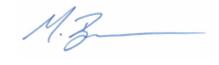 police signature