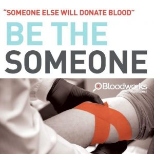 be the someone bloodworks