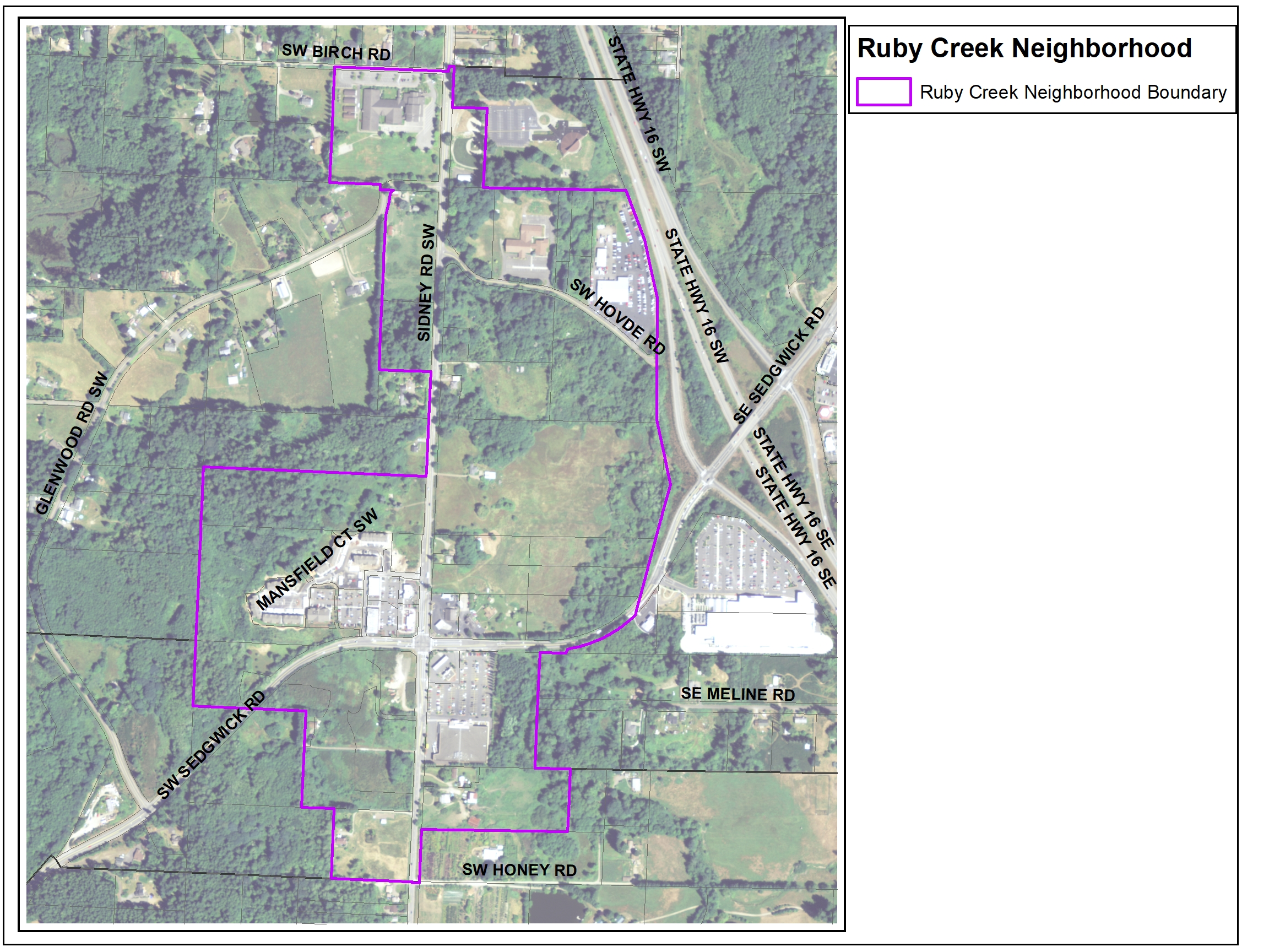 ruby creek boundary map