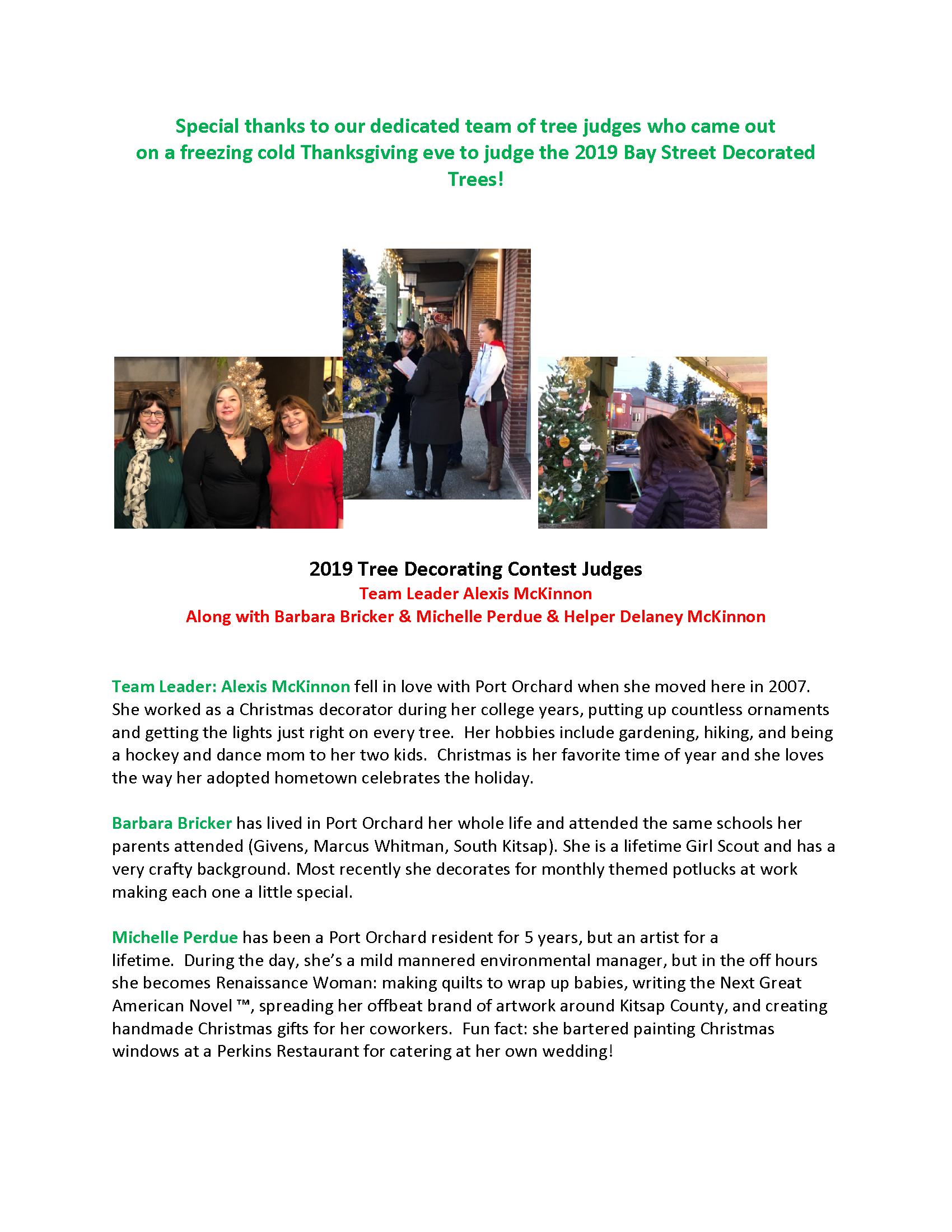 revised 2019 tree judges