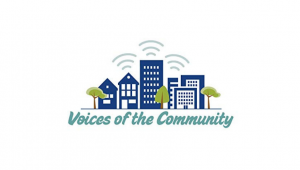 Voices of the Community logo