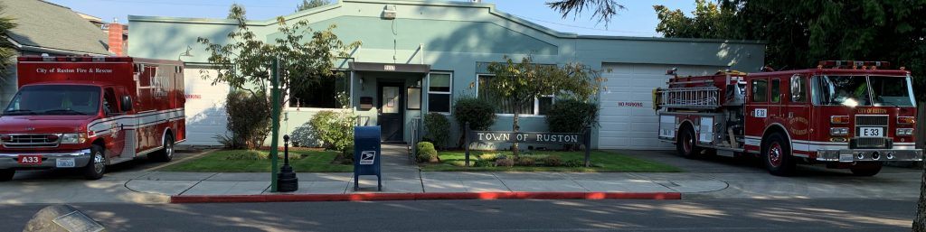 City of Ruston Fire