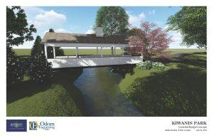 Covered Bridge at Kiwanis Park