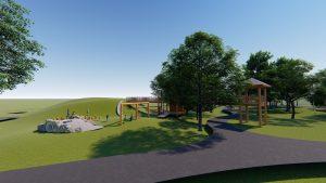 Kiwanis Park Rendering