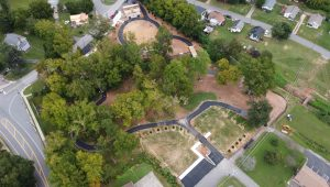 Kiwanis Park Progress 9/28