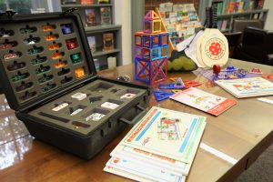 Stem Kits at Library