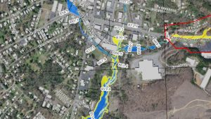 Interactive Flood Mapping