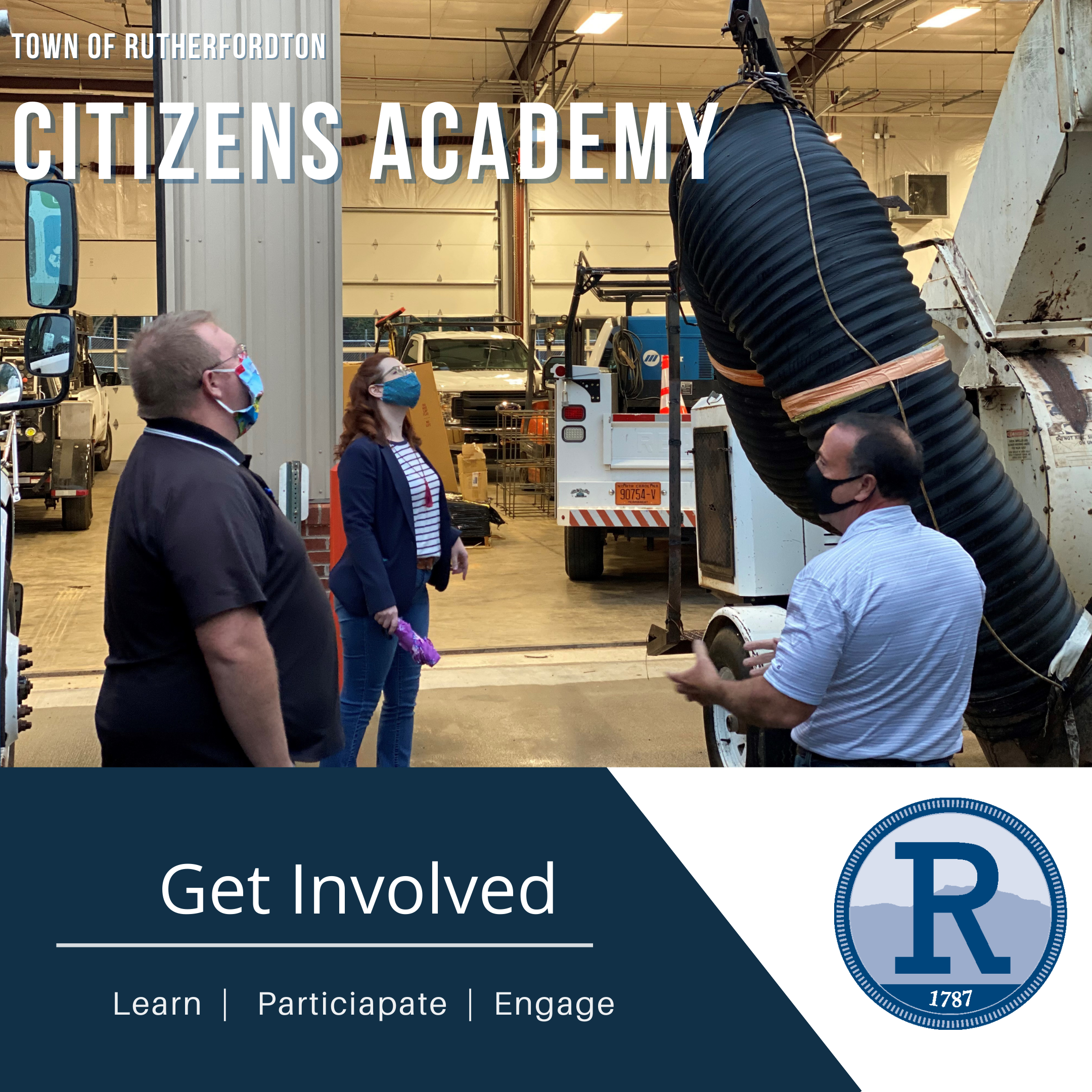 Rutherfordton Citizens Academy