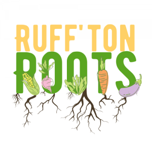 ruff'ton roots logo