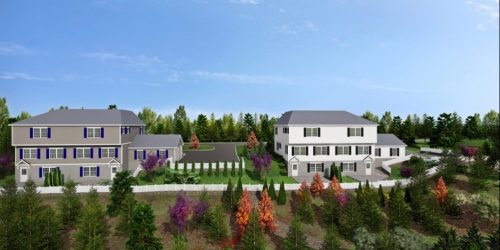 Project pic for the development project on the 259 North ridge street