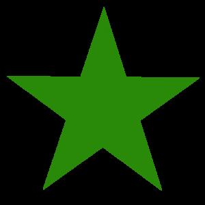 Green Star Image