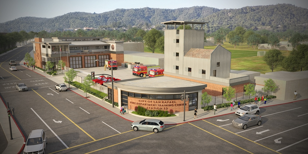 Fire Station 52