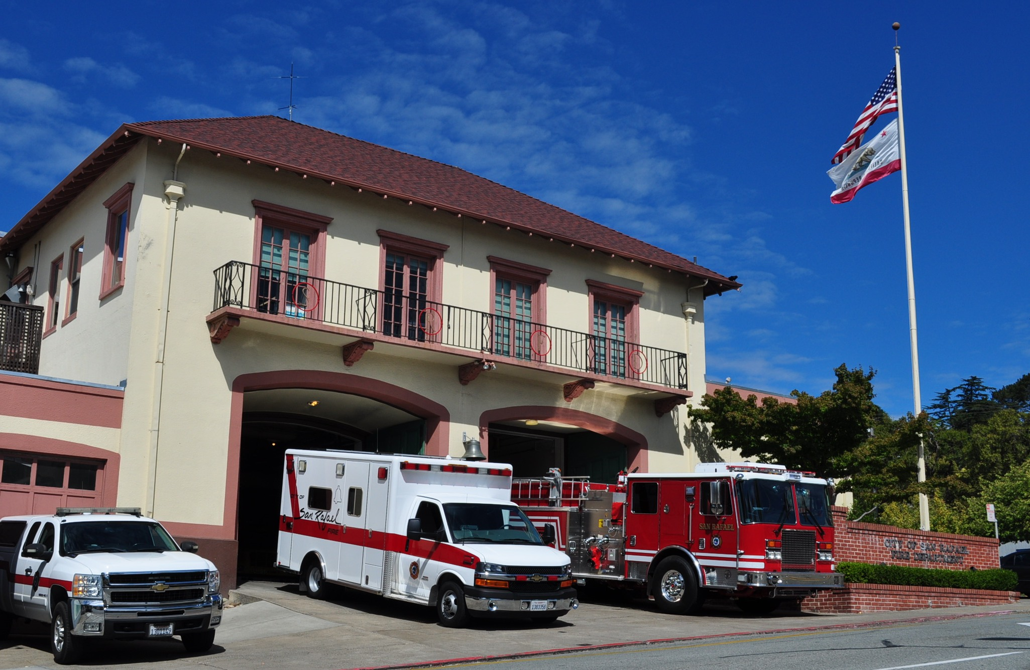 Fire Station 51