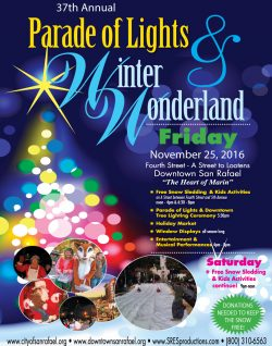 Parade of Lights 2016 Poster