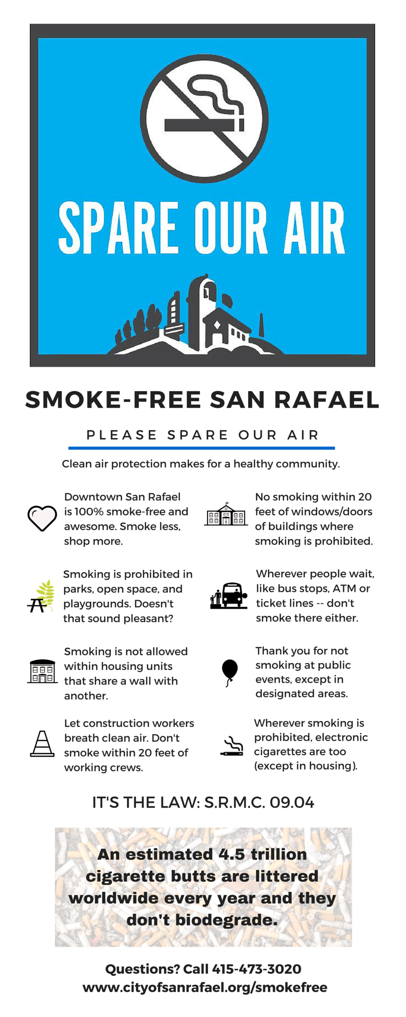 Smoke-free San Rafael