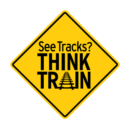 See Tracks? Think Train!
