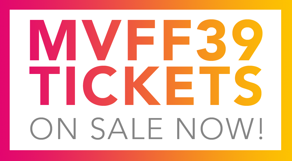 tickets on sale now Mill Valley Film Fest 39 graphic