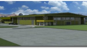 San Rafael Airport Recreational Facility project