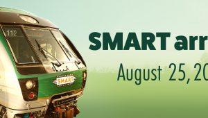 SMART Arrival on August 25