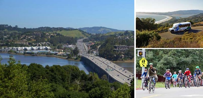 Getting Around Marin