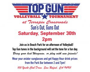 Top Gun Event