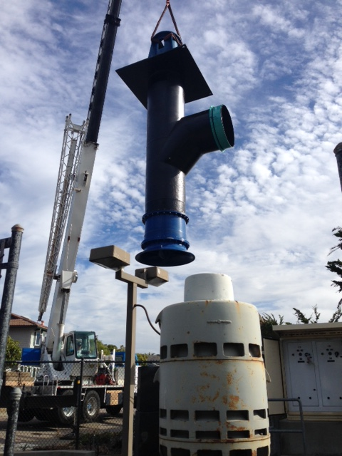 Pump Station Pump