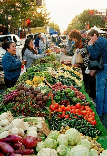 San Rafael Farmers Market
