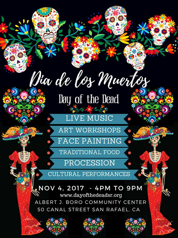 Day of the Dead Poster 2017