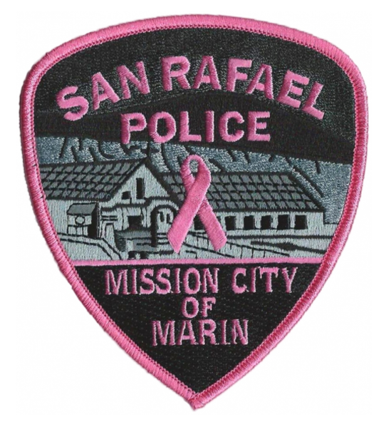 Photo of Pink Patch -- San Rafael Police