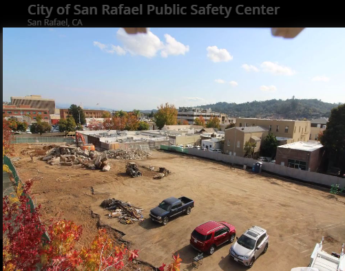 Clearing Ground for the Public Safety Center