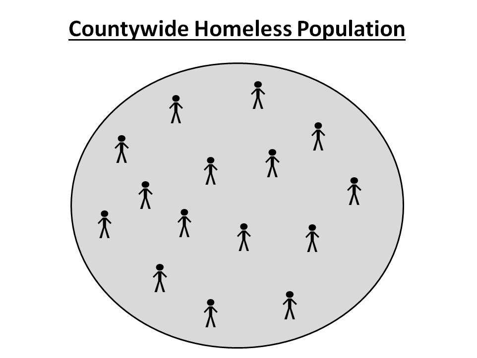 Countywide Homeless Population