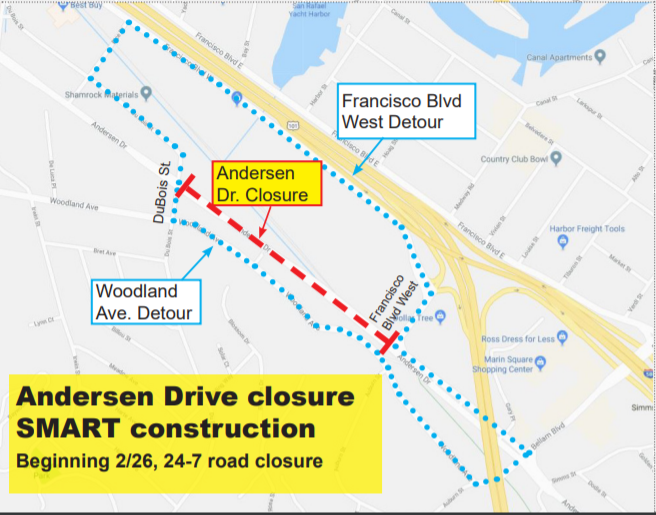 Andersen Detour