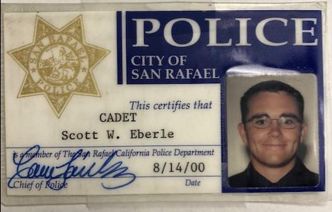 Sergeant Eberle Cadet Badge