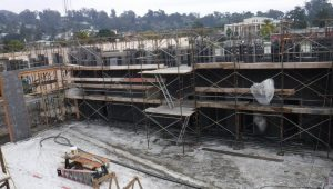 Fire Station 52 February 2018 construction update