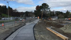 Fire Station 57 construction update February 2018