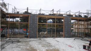 January PSC progress picture