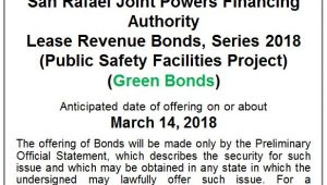 Public Safety Facility Bonds