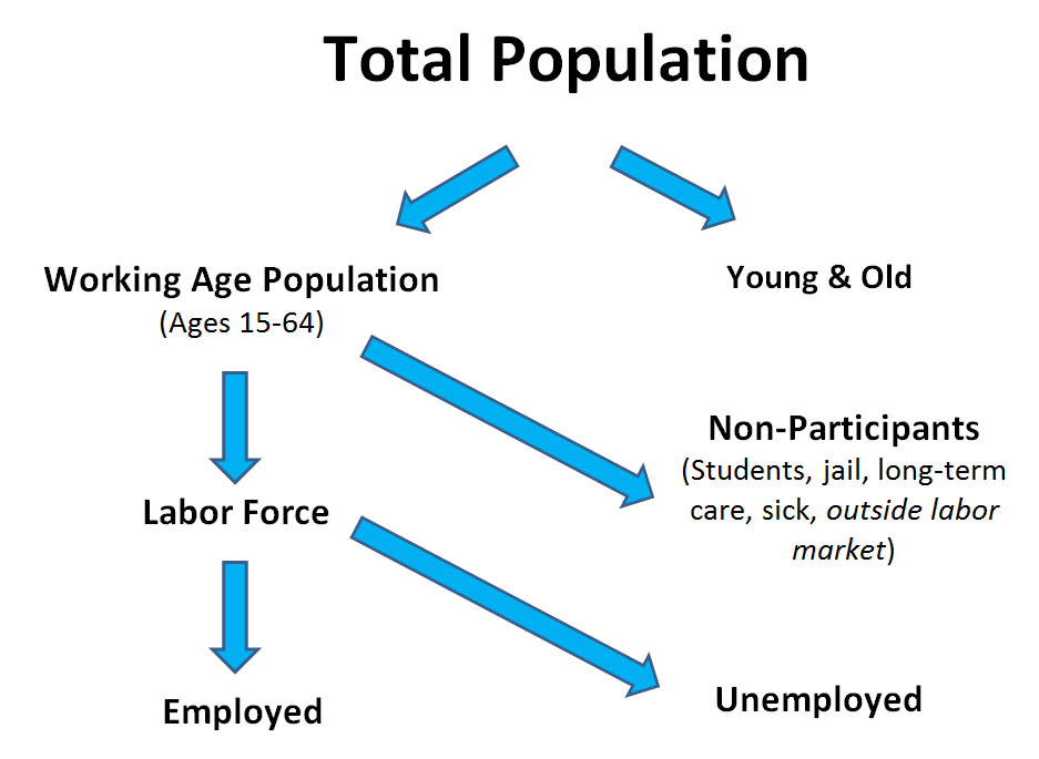 Calculating labor participation