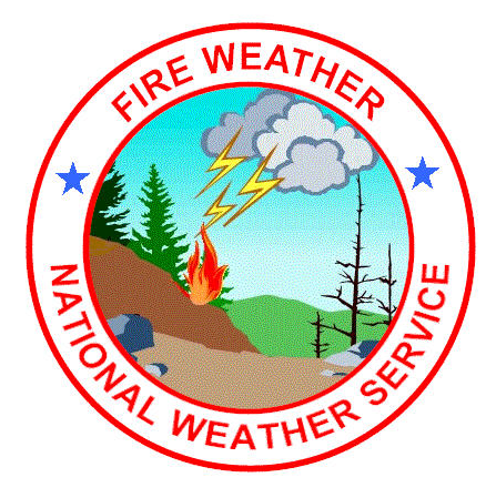 NOAA fire weather logo